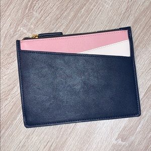 NWOT!!! LOFT Outlet Clutch Purse/Cosmetic Bag
